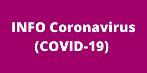 Bouton informations COVID-19